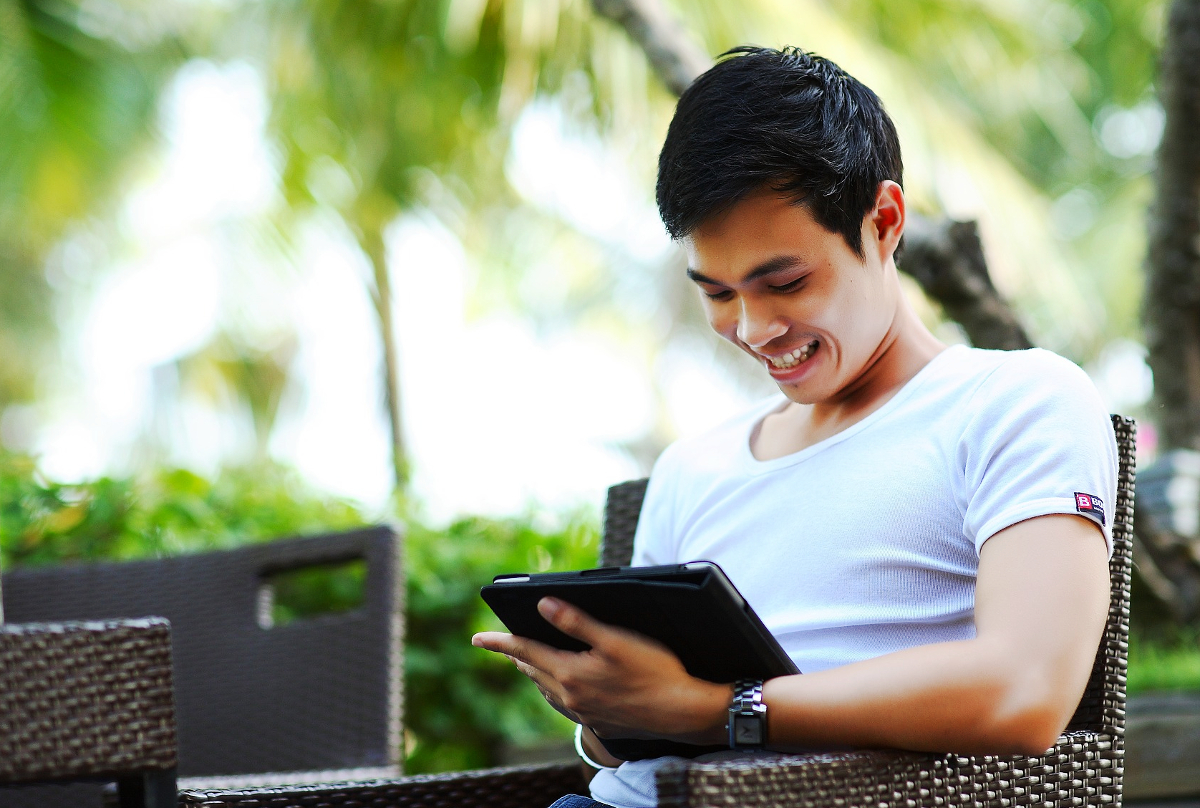 Online examination software on mobile devices (tablet PCs, smartphones)